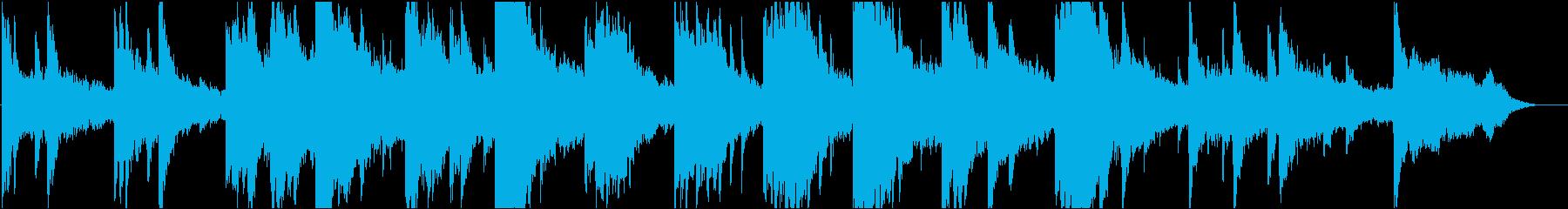 企業VP28 16bit44kHzVerの再生済みの波形