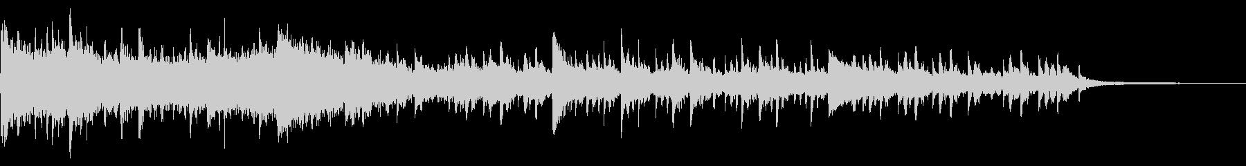 Horror / Creepy Piano BGM's unreproduced waveform