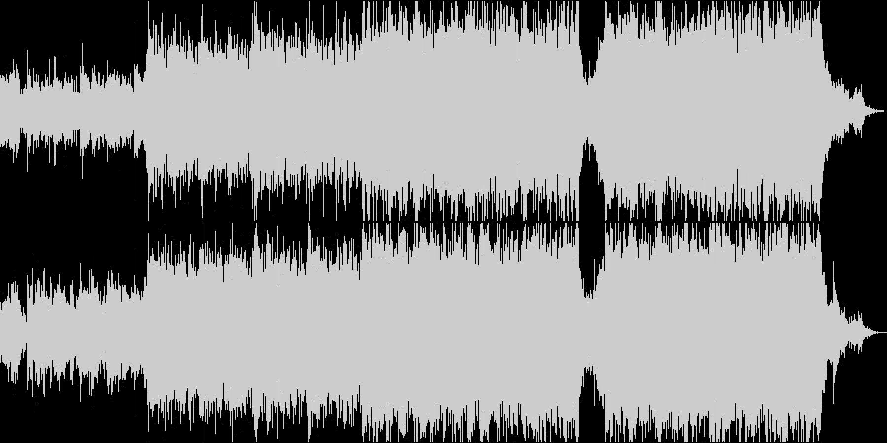 クラシック 交響曲 アンビエント ...の未再生の波形