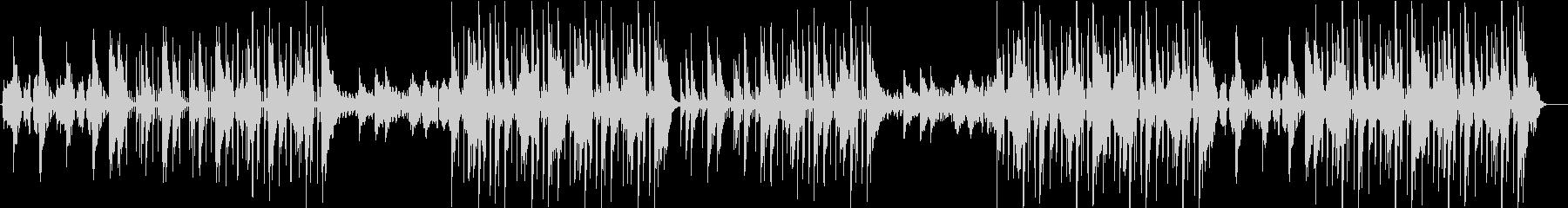 シネマティックHipHop,R&Bの未再生の波形