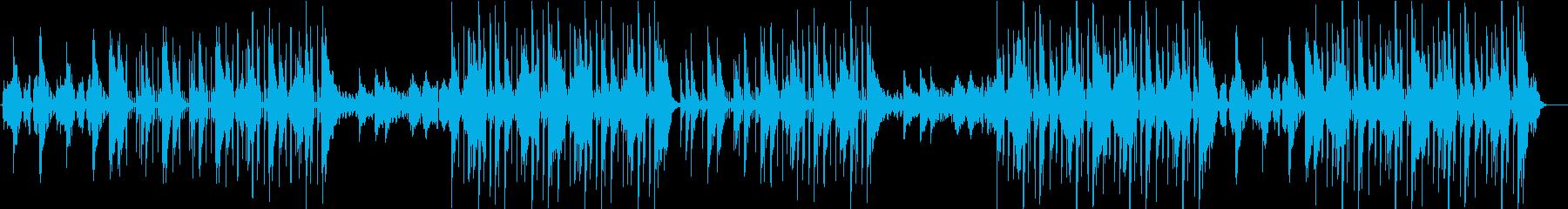 シネマティックHipHop,R&Bの再生済みの波形