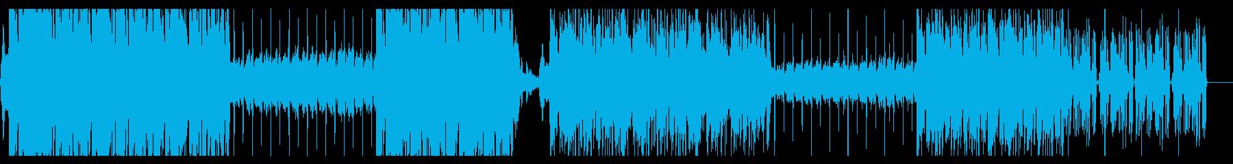 lofibeats_年末の再生済みの波形