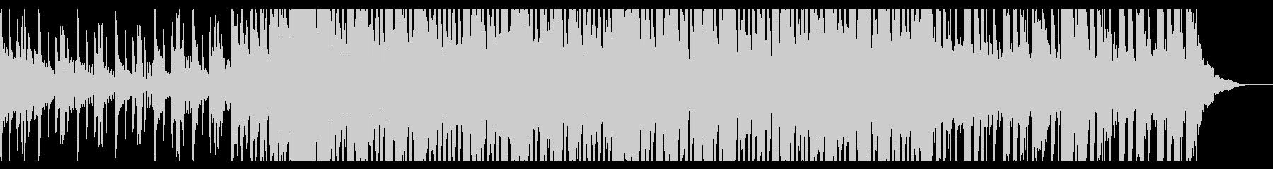 【短いVer3】疾走感のあるポップスの未再生の波形