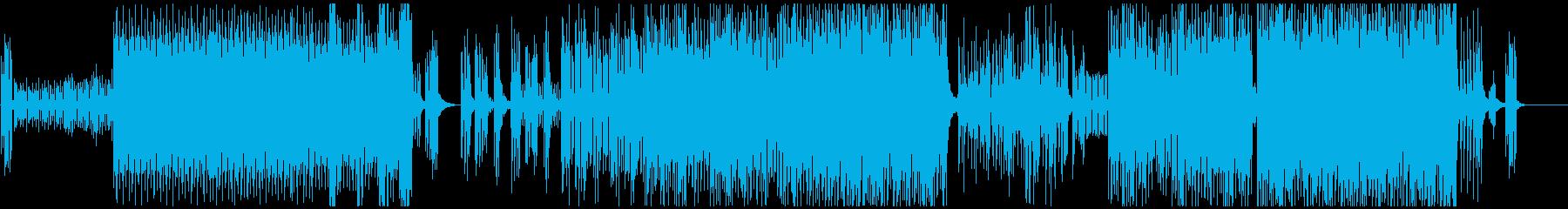 ハウス ダンス プログレッシブ 積...の再生済みの波形