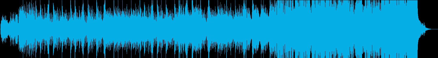 ポップ テクノ モダン コーポレー...の再生済みの波形