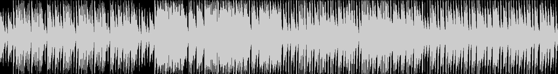 【ループ】街並みBGM/ゆったり・日常の未再生の波形