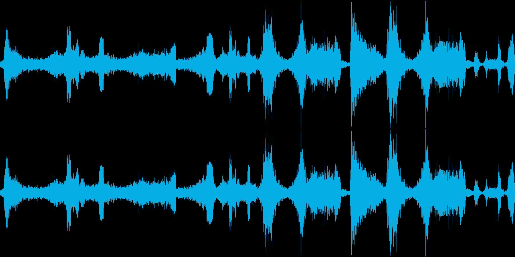 スペースシップワープスピードシフト...の再生済みの波形