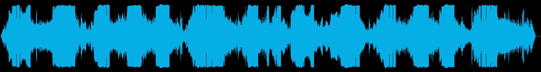 ビンテージフォーミュラ1;インター...の再生済みの波形