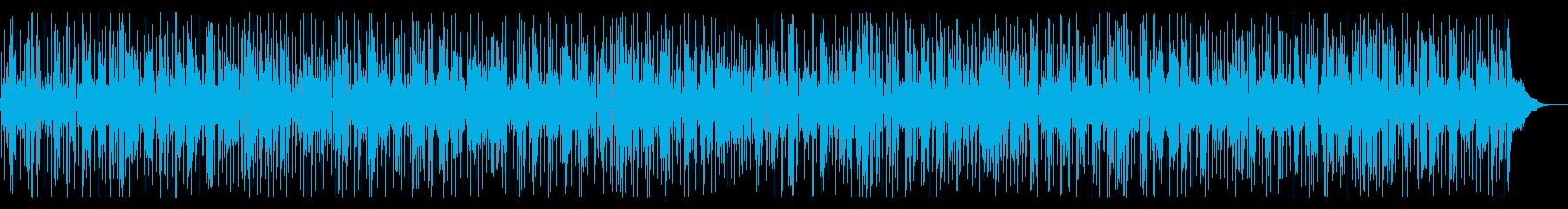 ダンスポップ・60年代・モータウン風の再生済みの波形
