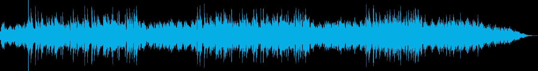 幻想的で静かなオルゴールサウンドです。…の再生済みの波形