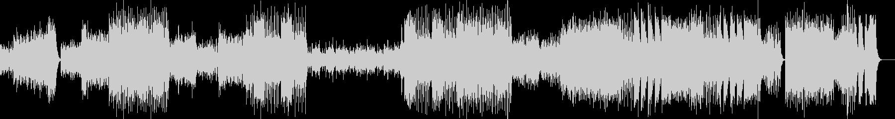 ウイリアムテル序曲の未再生の波形