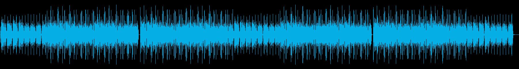 洋楽・ヒップホップ・暗い・切ない・哀愁感の再生済みの波形
