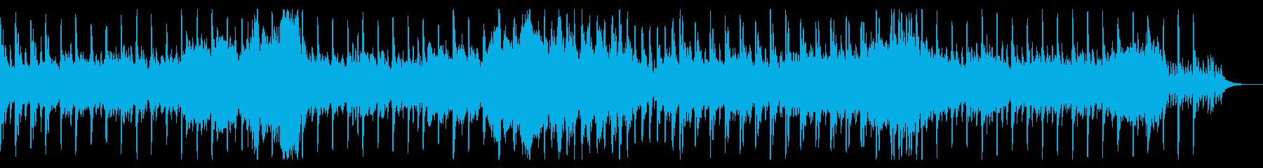 三拍子オルゴール風やや不気味なハロウィンの再生済みの波形