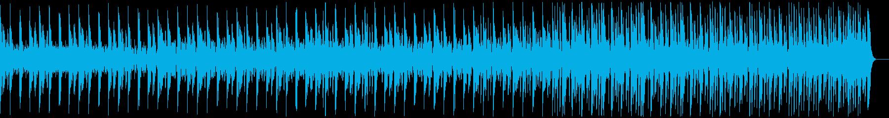 クセになる ロボット・クイズ・考え中の再生済みの波形