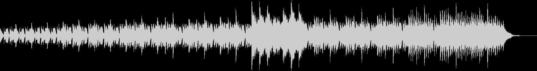 考え中、推理パートなどに使えるピアノ曲の未再生の波形