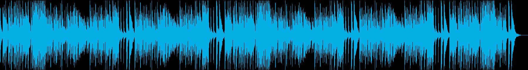 10秒でサビ、クラシックコミカル/静めの再生済みの波形