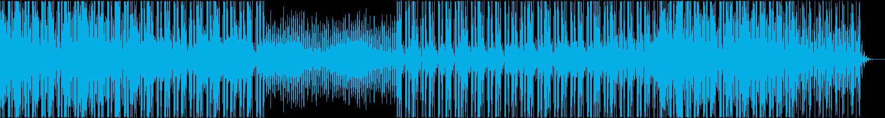 感慨 瞑想 空想 カオス 事件 報道の再生済みの波形