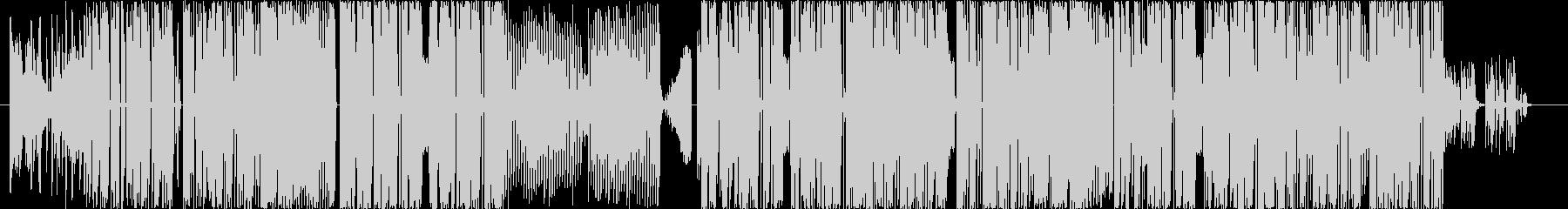 Kawaii、エレクトロポップの未再生の波形