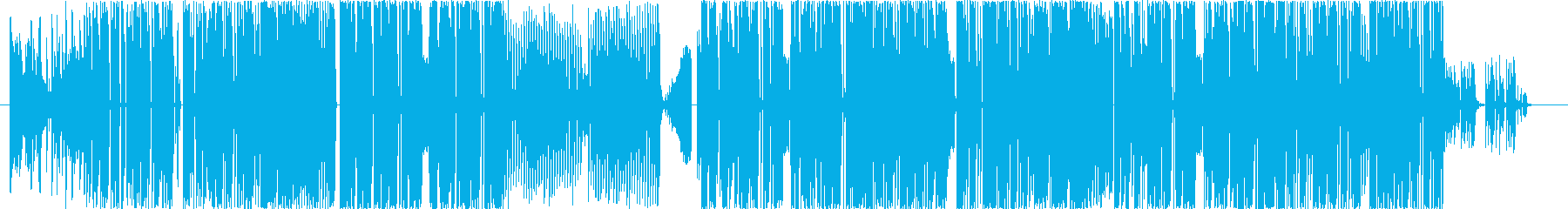Kawaii、エレクトロポップの再生済みの波形