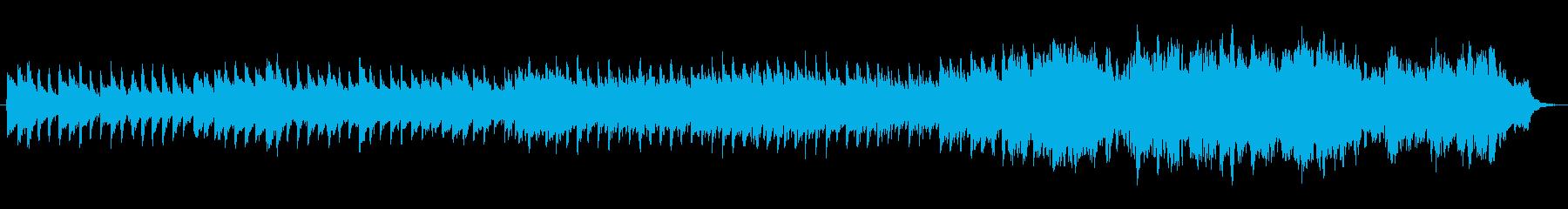 ショパンの風のハープの幻想曲です。の再生済みの波形