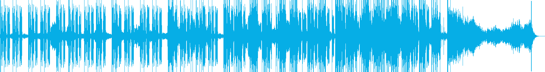 実験的な ドラマチック ゆっくり ...の再生済みの波形