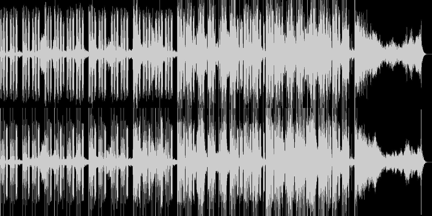 実験的な ドラマチック ゆっくり ...の未再生の波形
