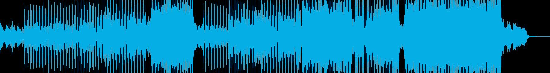 涙を笑顔に テクノ・後半エレキ有 Sの再生済みの波形