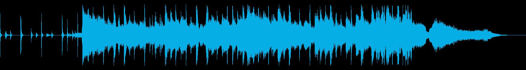 ジングル,切ない系,ラジオ,cm等の再生済みの波形
