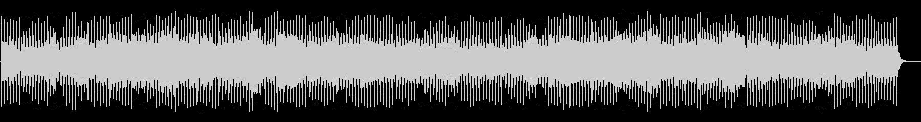 【メロ無し】ミステリアスなハロウィンの未再生の波形