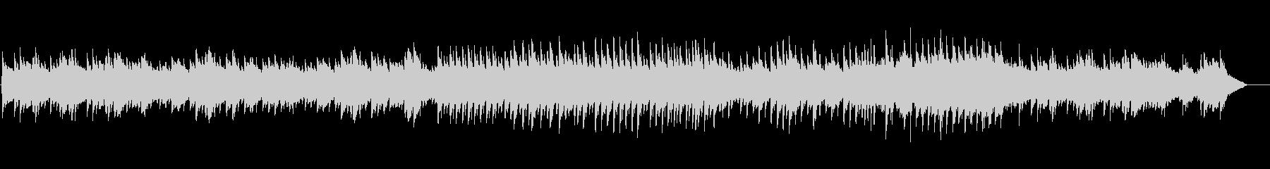 感傷的な三拍子のピアノオリジナル曲です。の未再生の波形