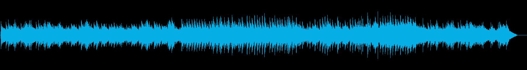 感傷的な三拍子のピアノオリジナル曲です。の再生済みの波形