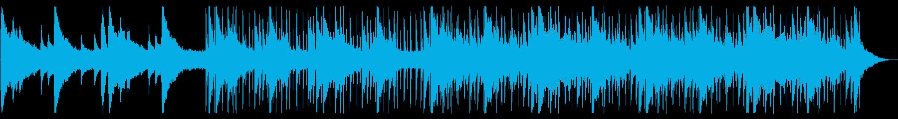 爽やかモーニング/R&B_No598_3の再生済みの波形