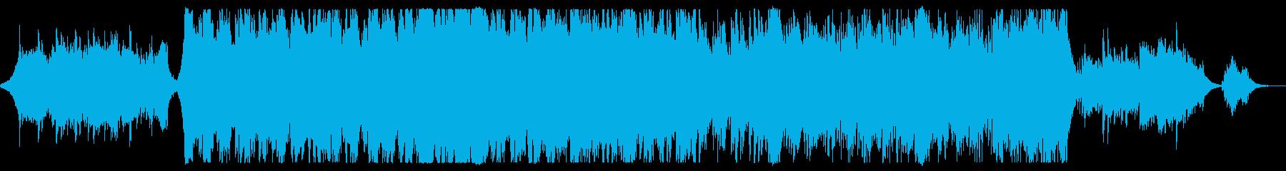 希望に満ちたエピックオケ/トレーラー2Aの再生済みの波形