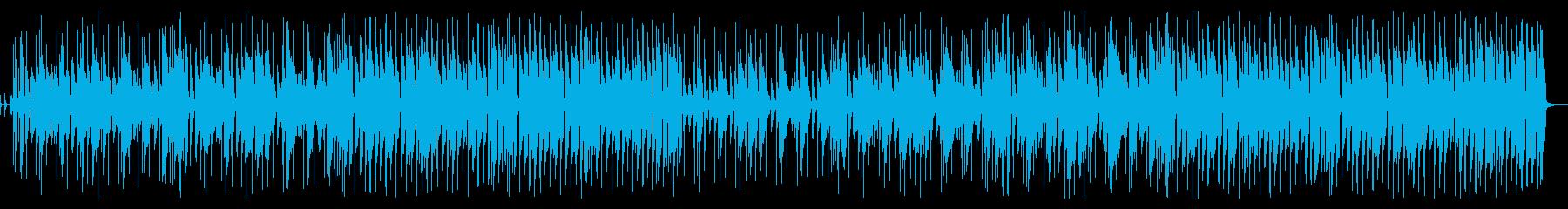 日常系BGM・ほのぼのハーモニカその3の再生済みの波形
