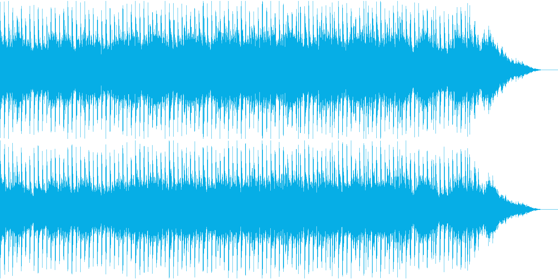 さわやかな日常を彩るインディーポップの再生済みの波形