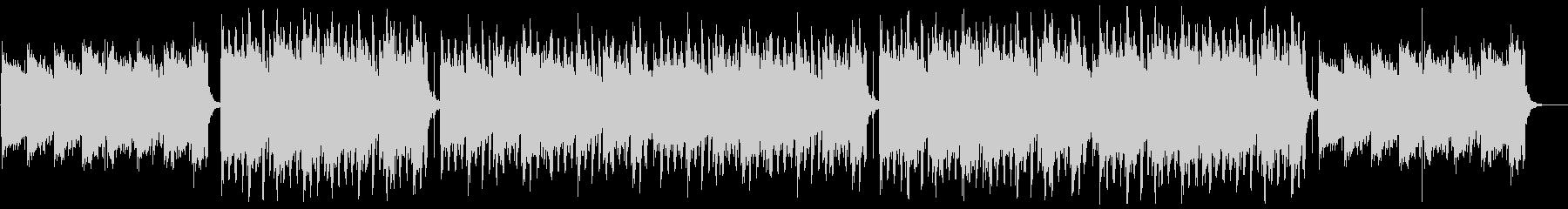 エレガントバイオリンポップ:メロディ抜きの未再生の波形
