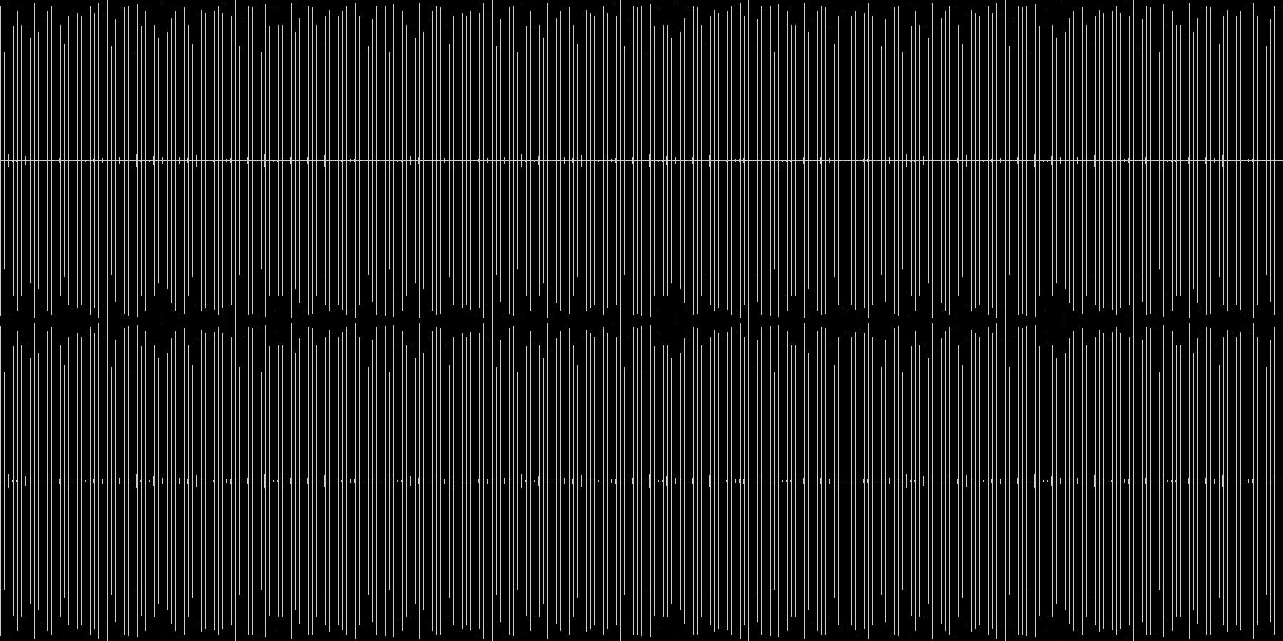 時計1 秒針 5分 ループ可の未再生の波形