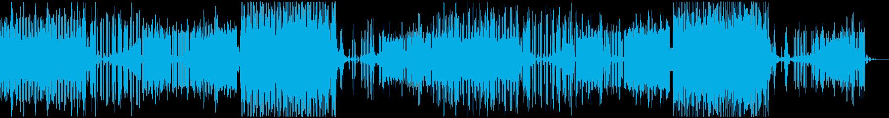 クール・スタイリッシュ・EDM・8の再生済みの波形