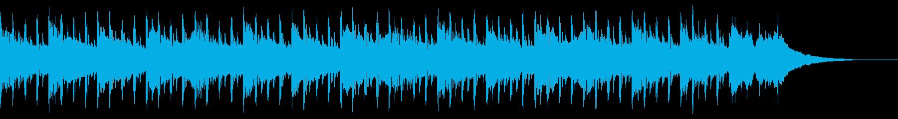 これは医療用(40秒)の再生済みの波形