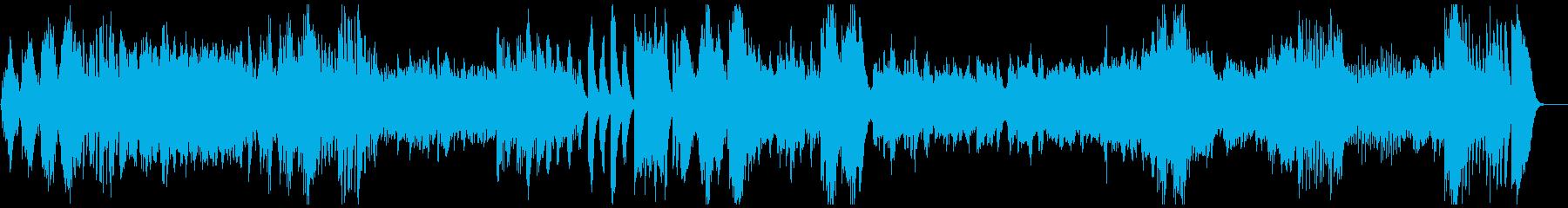 RV522_3『アレグロ』ビバルディの再生済みの波形