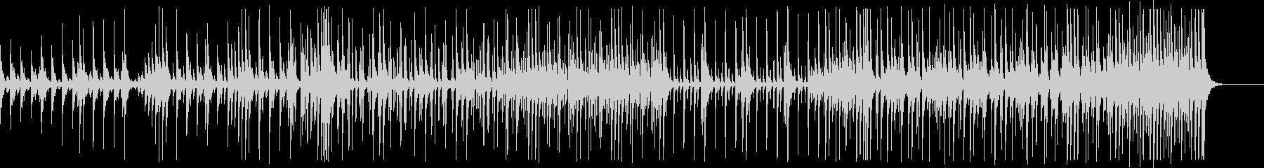 Long Kinkou Shimedaikoの未再生の波形