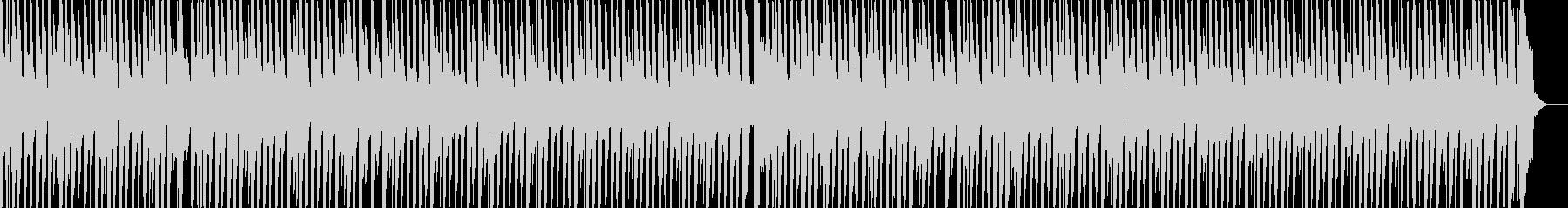 絵本 アニメ かわいいBGM の未再生の波形