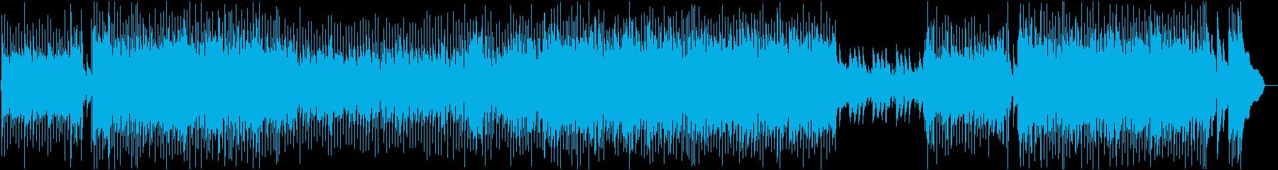 生音ギター・ピアノ・期待感・爽やか・海の再生済みの波形