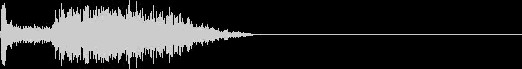 ショット_その3の未再生の波形