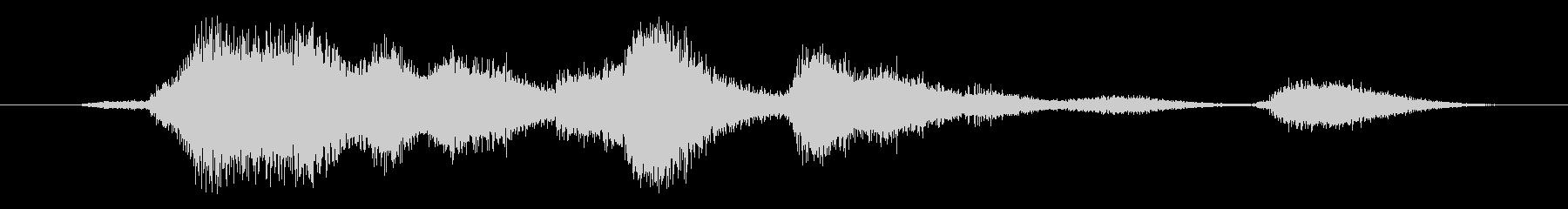 SCI-FI ELECTRONIC...の未再生の波形