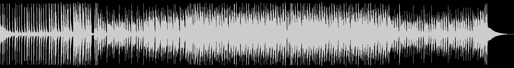 爽やかなEDM_3の未再生の波形