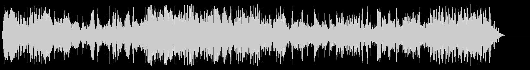 スロットマシンの未再生の波形
