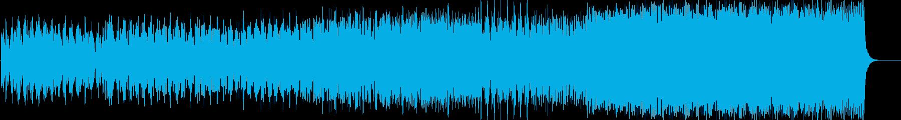 ストリングスとアコーディオン切ないワルツの再生済みの波形