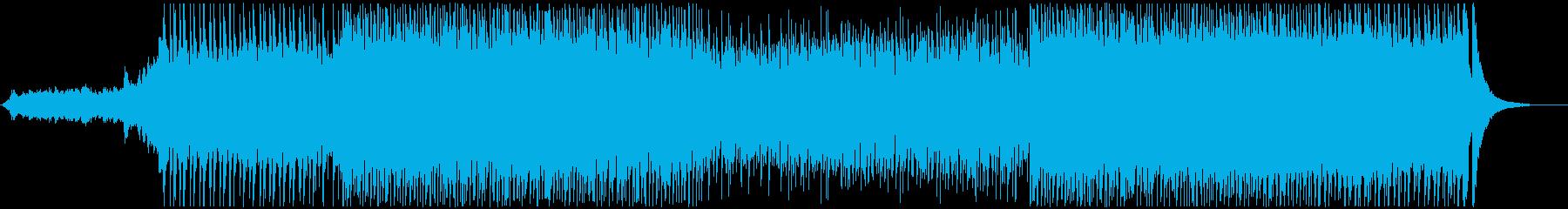 物語風イントロver-花火パレード演出の再生済みの波形