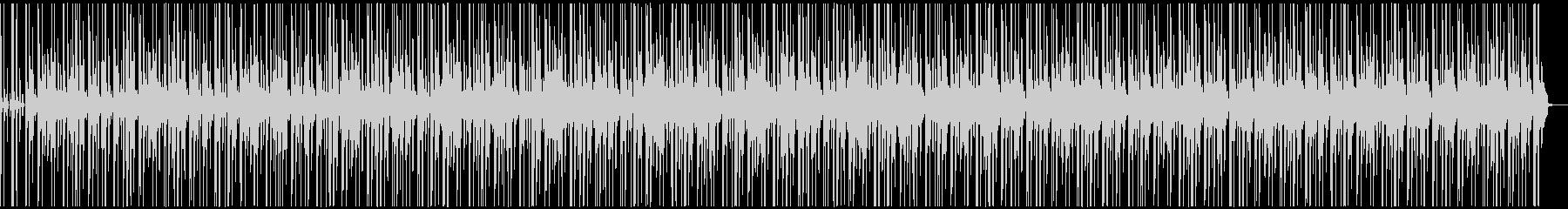 (生音)極上ピアノの切ないビートの未再生の波形